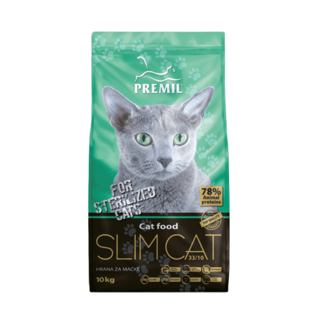 Premil Slim Cat