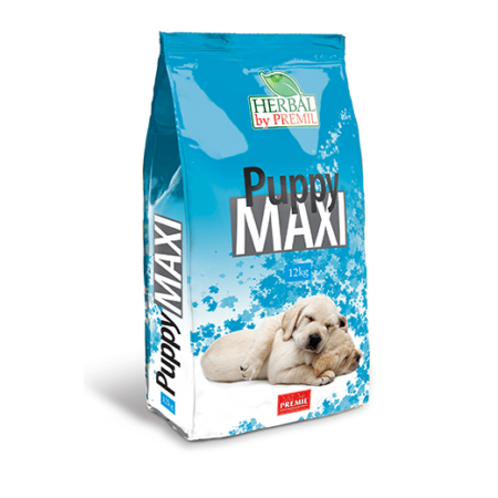 Herbal line Puppy maxi