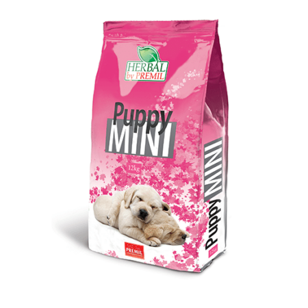 Herbal line Puppy mini