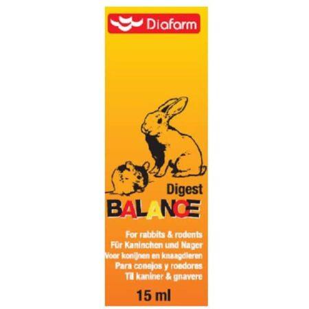 Digest balance za zečeve i glodavce 15ml - probiotik