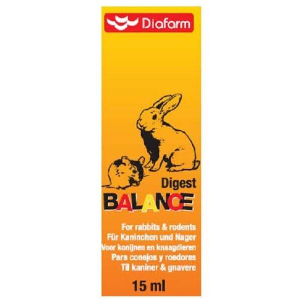 Digest balance za zečeve i glodavce 15ml – probiotik
