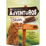 ADVENTUROS Sticks, slasni štapići, 120g