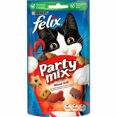 Felix Party mixed grill poslastica za mačke 60g