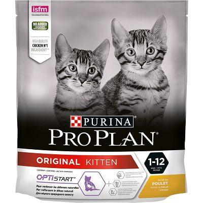 Pro Plan Original Kitten, Opti Start hrana za mačiće sa piletinom 400g