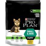 Pro Plan Puppy Small/Mini, hrana za male pse sa piletinom 3kg