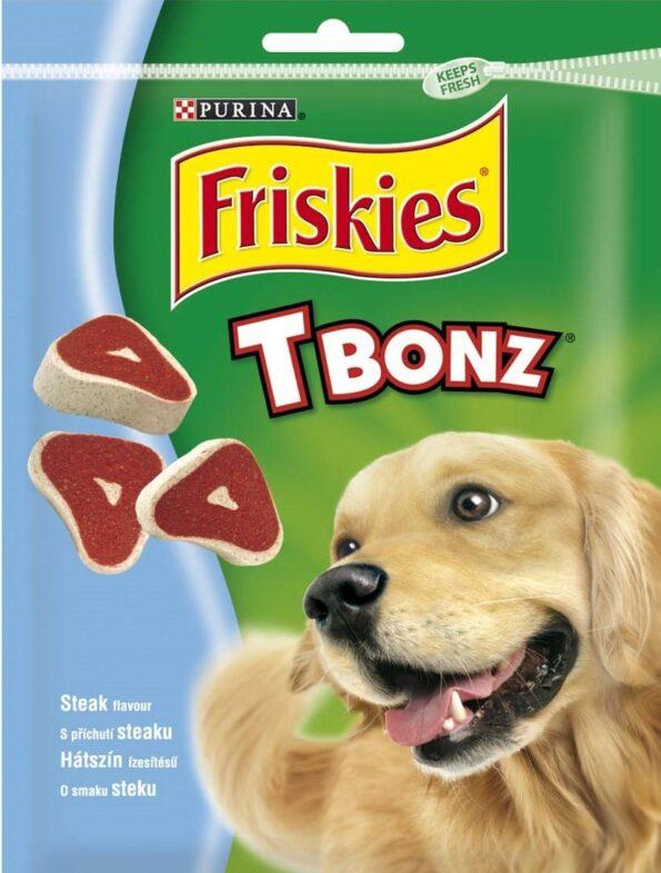 FRISKIES T-Bonz, 150g